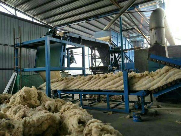 岩棉厂家板条生产线
